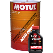 Масла MOTUL 4100 Turbolight 10W-40