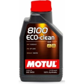Масла MOTUL 8100 Eco-clean 5W-30