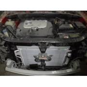 Радиатор кондиционера - замена (без заправки)