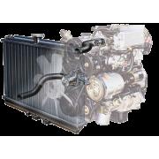 Радиатор системы охлаждения без кондиционера - замена